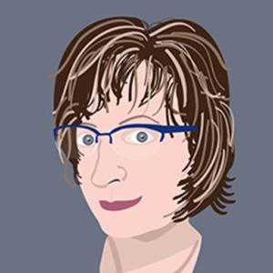 Illustration of Sue Wainio